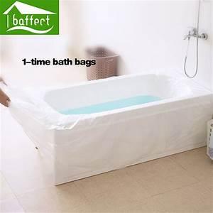 aliexpresscom buy baffect disposable travel bathtub With bathroom tub covers