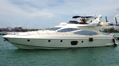 Boat Rental Definition by Rent 68 Azimut Flybridge Miami Yacht Rentals