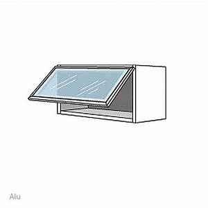 Meuble Cuisine Haut : meuble de cuisine haut avec abattant l 100 cm cuisine ~ Teatrodelosmanantiales.com Idées de Décoration