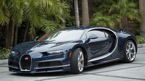 $3M Bugatti Chiron: fastest, most luxurious supercar