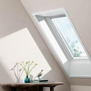 Velux Ggu Ck02 : fen tre de toit rotation velux ggu confort blanc ck02 55 x cm castorama ~ Orissabook.com Haus und Dekorationen