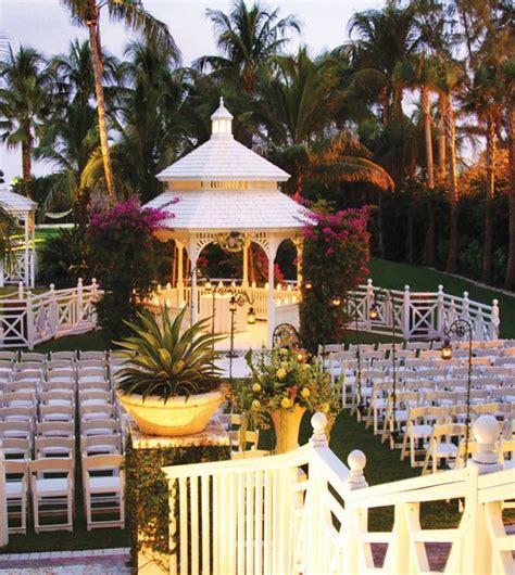 top florida wedding venues   florida wedding