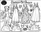 Coloring Grace Pages American Getcolorings Printable sketch template