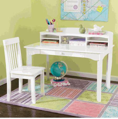 kidkraft white avalon white furniture set