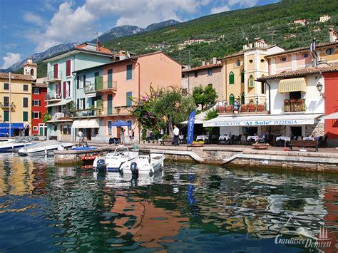 Brenzone sul Garda, Gardasee Ostufer (Venezien), Italien ...