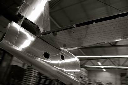 Aircraft Rivets Restoration Aviation Ii Assembly