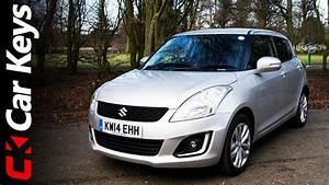 Suzuki Swift 2015 Review - Car Keys