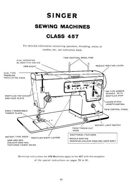pfaff sewing machine service manuals dressmaker