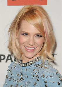 January Jones Celebrity Inspired Hair Ideas To Consider