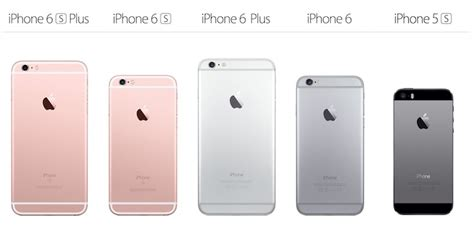 types of iphones spec sheet what s new in iphone 6s 6s plus and how do