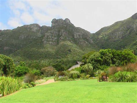 Botanischer Garten Kapstadt by Kapstadt Urlaub S 252 Dafrika Infos Kapstadt Kirstenbosch