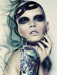 Beauty Fashion Editorial