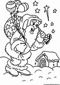 Malvorlagen, Weihnachten, Einfach