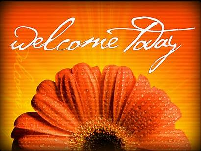 Today Welcome Tomorrow Dreaming