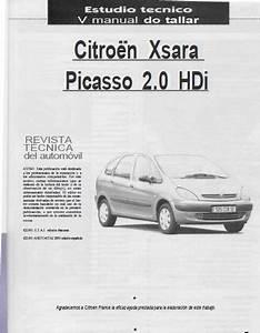 Manual De Taller De Citroen Xsara Picasso Diesel 2 0 Hdi