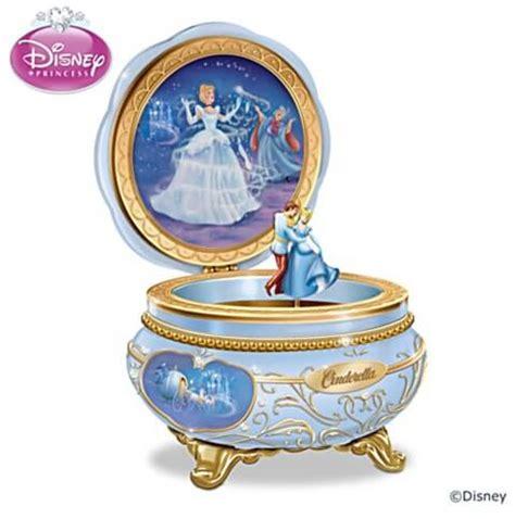 """Disney Celebrating Cinderella"" music box"