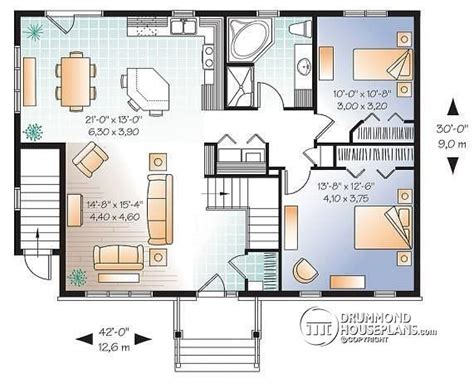 4 Bedroom House Plans With Basement by Unique One Bedroom House Plans With Basement New Home