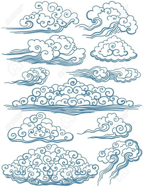 japanese cloud tattoos