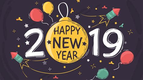 New Year 2019 Hd Images