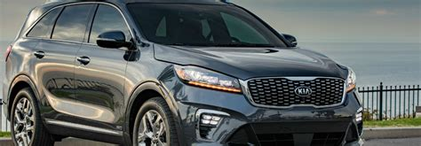 2019 Kia Sorento New Specs And Features  Kia Of Muncie