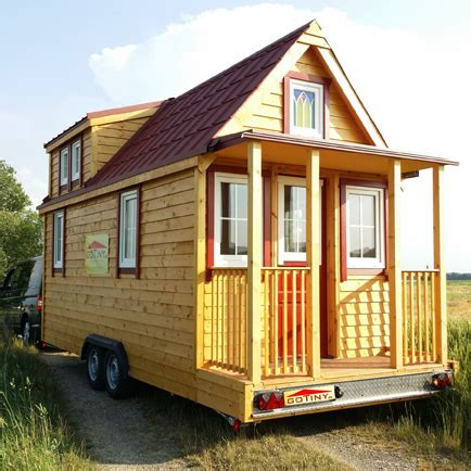 Tiny Häuser Hersteller by Tiny Houses Hersteller In Europa Tiny Houses