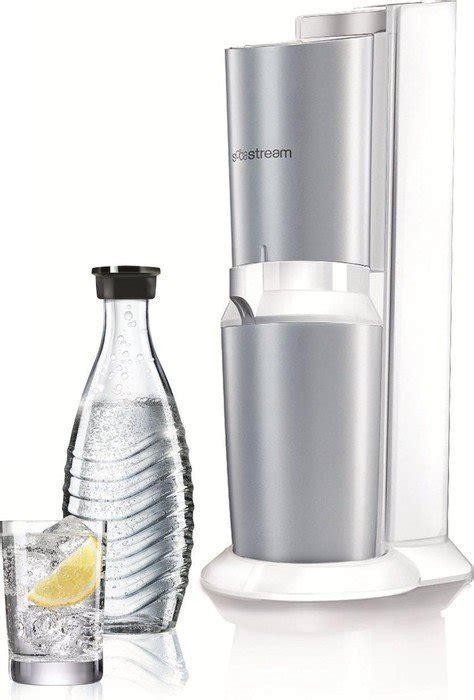 SodaStream Crystal soda maker titan/white (1216511490