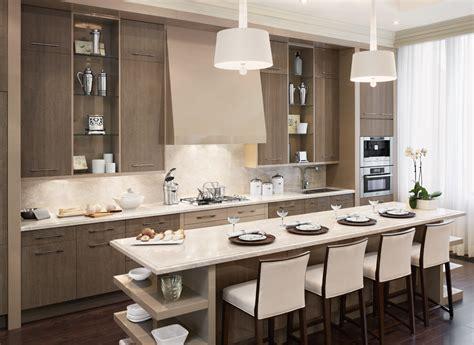 Cream Gloss Kitchens Ideas - 25 stunning transitional kitchen design ideas