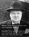 Churchill Humorous Quotes. QuotesGram