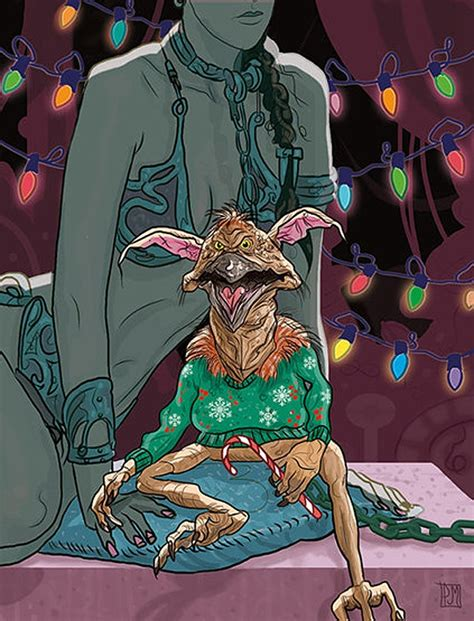 Jabba bells star wars christmas card | etsy. 9 Epic Star Wars Christmas Cards Every Fan Should Send | Bit Rebels