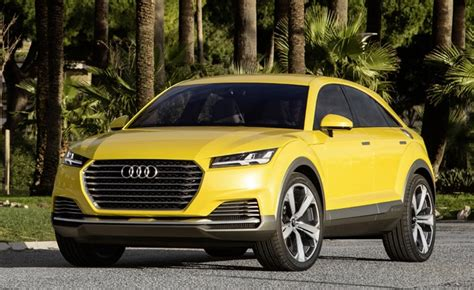 2019 Audi Crossover by 2019 Audi Q4 Compact Crossover Confirmed