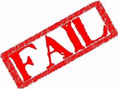 Transparent Fail Clip Clipart Failure Social Library