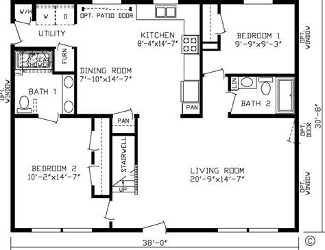 Kingsley Modular Floor Plan