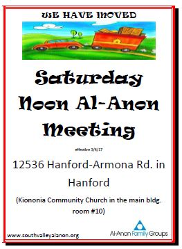 Office Depot Hours Visalia by Saturday Noon Alanon Mtg Hanford Al Anon Family