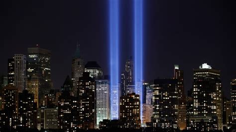 A Political Geographer In New York Visiting The 911