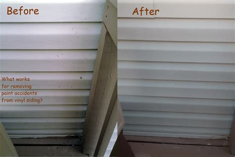 how to paint vinyl siding how to get spray paint off vinyl siding how to remove stain from vinyl siding hicks house