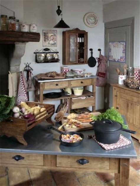 cuisine de bistrot décoration cuisine bistrot