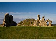Sandal Castle, West Yorkshire photography by Steve Crampton