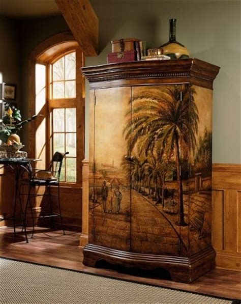 an painted furniture