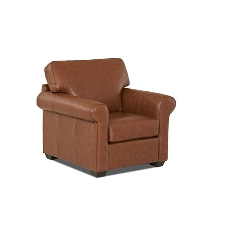 wayfair custom upholstery leather arm chair