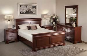 Cherry Wood Bedroom Furniture Raya Furniture