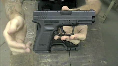 Sar Reviewing The Springfield Armory Xd45 Compact Part