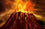 什么引起了超级火山喷发?|超级火山|火山喷发_凤凰科技