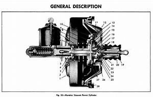63 Power Brake Master Cylinder