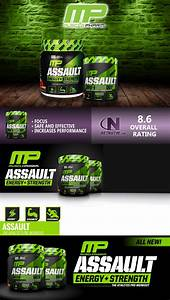 Assault By Musclepharm