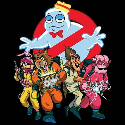 Monster Mashup Cereals Ghostbusters Cereal Fan Cartoon