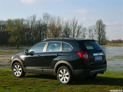 Chevrolet Captiva Modification by Chevrolet Captiva 2 0 Pictures Photos Information Of