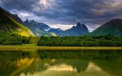 Nature 3d Wallpapers Desktop Norway Romsdalen