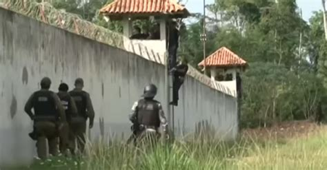 16 Inmates Decapitated In Brazil Prison Riot Law And Crime