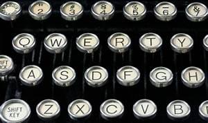Machine à écrire antique près | Télécharger des Photos ...