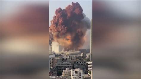 Beirut blast: At least 100 killed, over 4,000 injured - CGTN